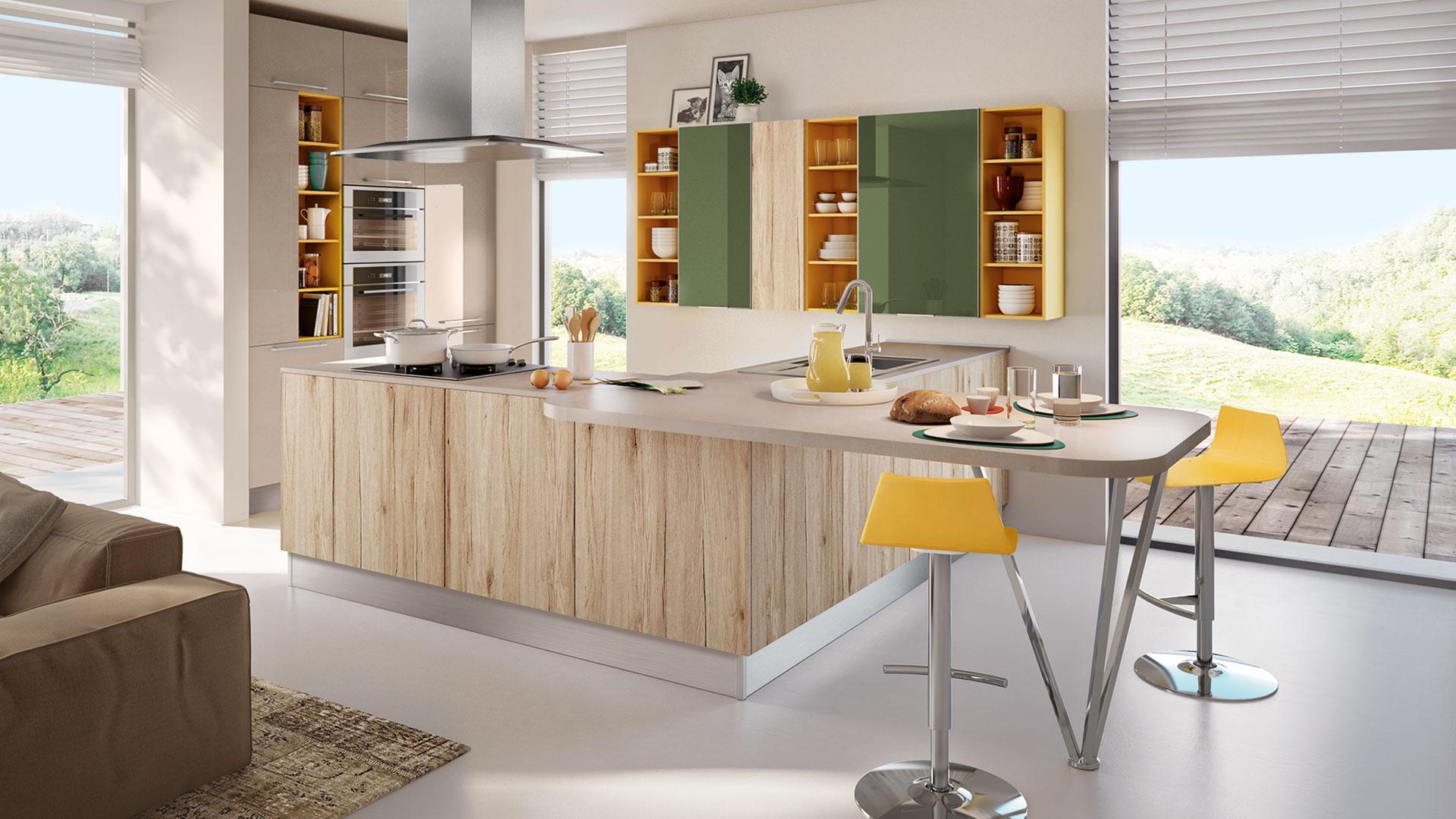 Swing cucine lube roma dfg arredamenti for Crea arredamenti