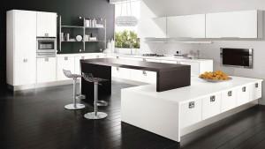Centro cucine Lube: Nilde con classe e semplicità
