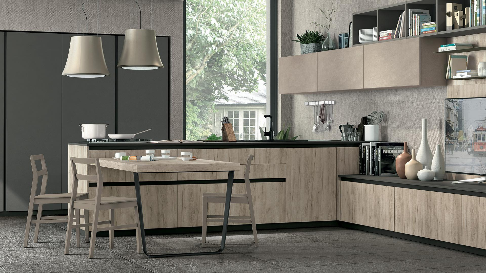 Immagina - Cucine Lube Roma - DFG Arredamenti