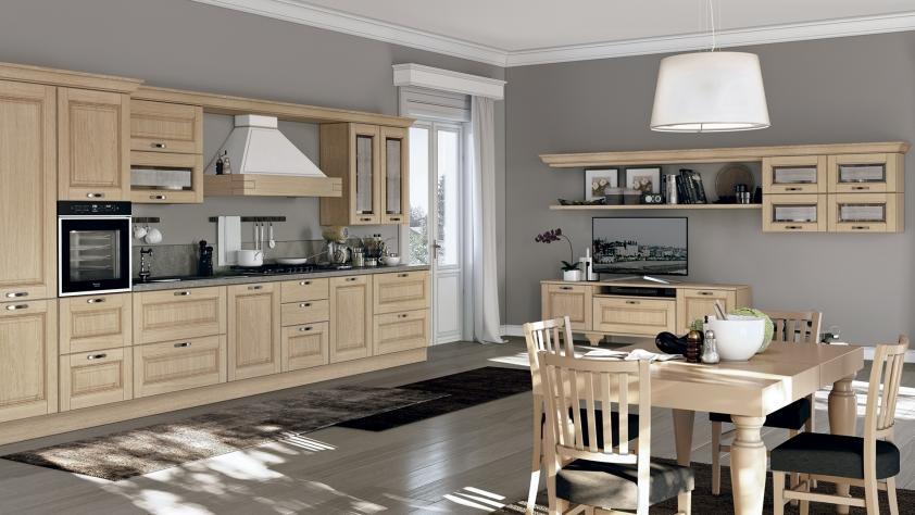 Laura - Cucine Lube Roma - DFG Arredamenti