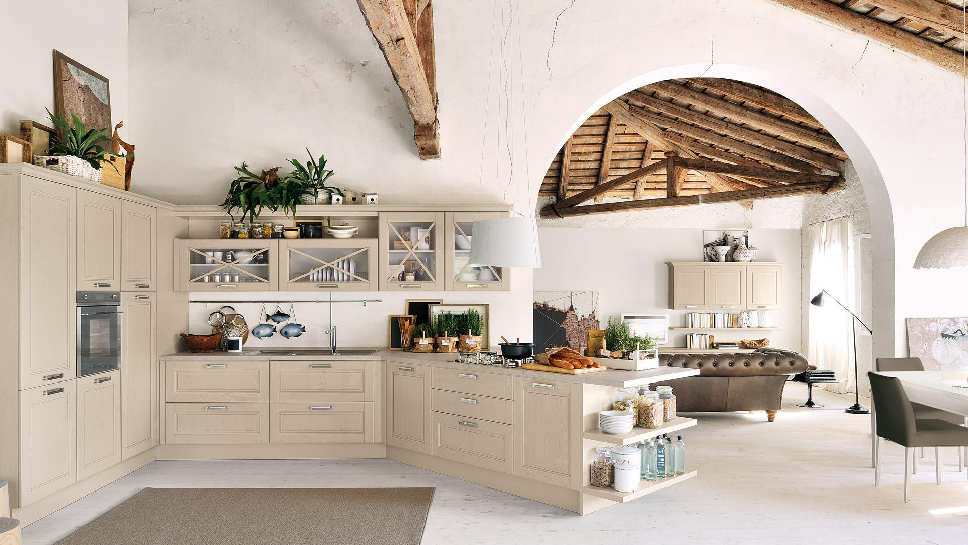 cucine classiche Lube Roma