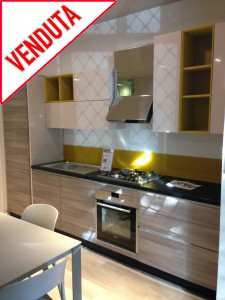 Cucina Essenza – Offerta EXPO