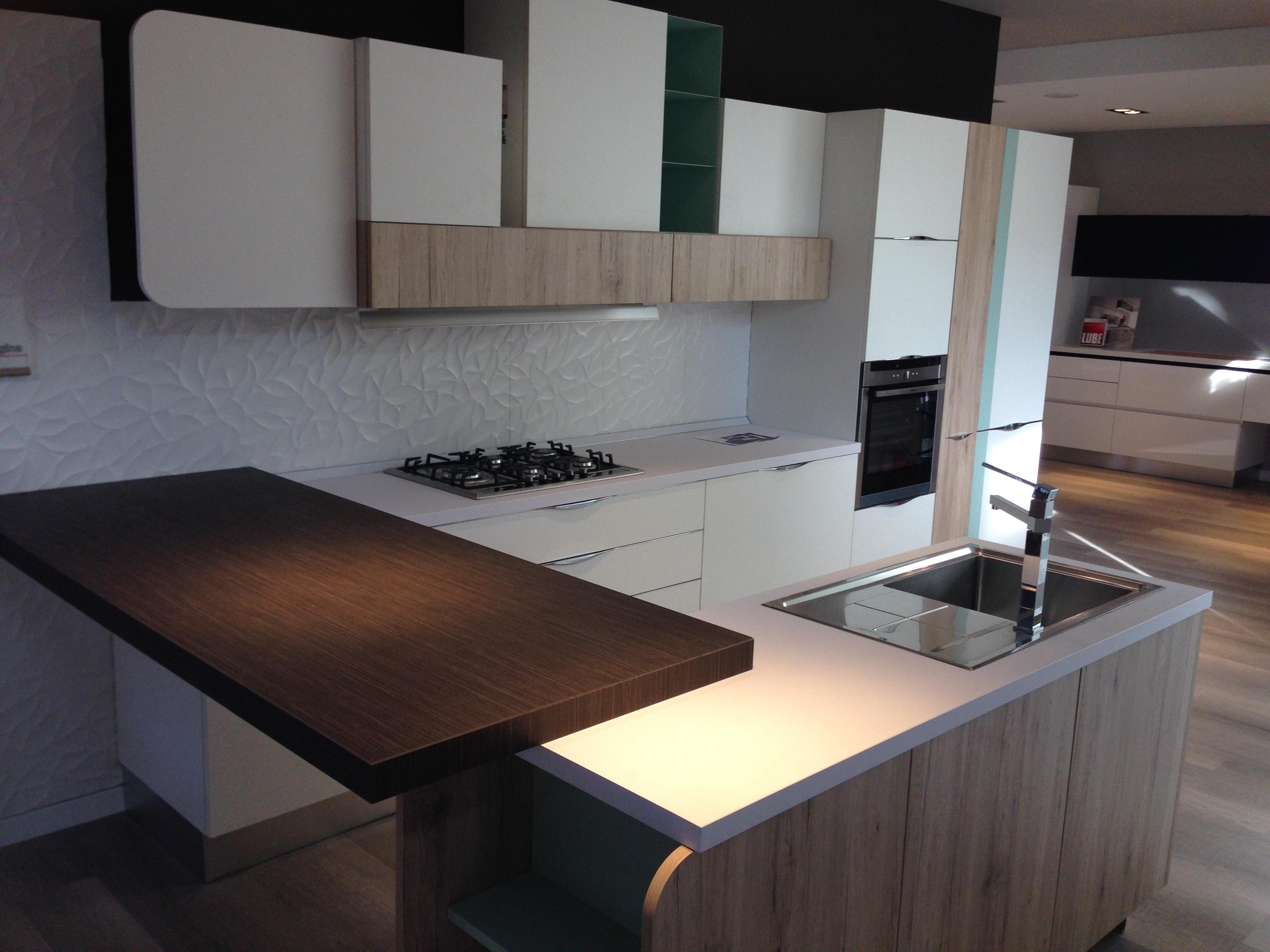 Cucina Immagina – Offerta EXPO - Cucine Lube Roma - DFG Arredamenti