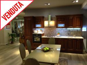 Cucina Laura – Offerta EXPO - Cucine Lube Roma - DFG Arredamenti