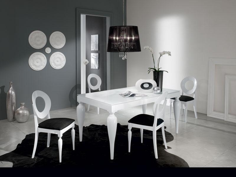 Tavolo E Sedie Stile Contemporaneo.Eurosedia Cucine Lube Roma Dfg Arredamenti
