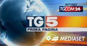 Moretti compact: brand identity su TG5 e TGcom24