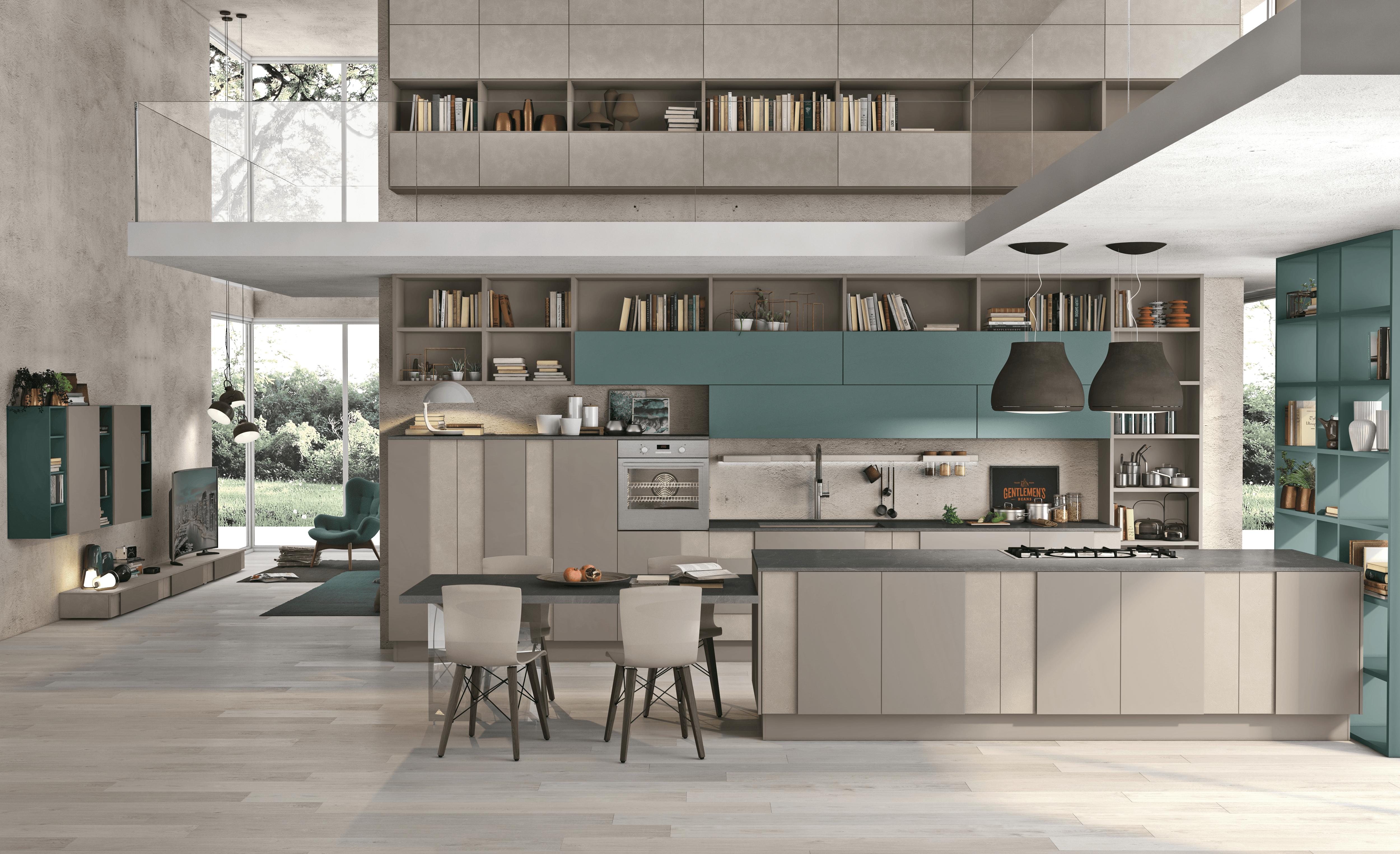 Creativa - Cucine Lube Roma - DFG Arredamenti